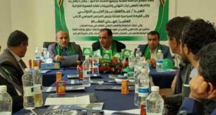 ندوة بمناسبة المولد النبوي بالجامعة العربية
